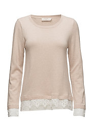 Lavalin Pullover - ROSE DUST