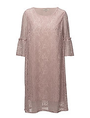 Felina lace dress - SEPIA ROSE