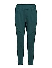 Anett pants 7/8 - HUNTER GREEN