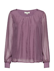 Jallaish blouse - GRAPE VIOLET