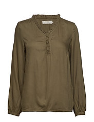 Gigi Shirt - SEA GREEN