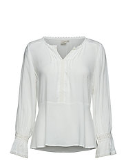 Milly Blouse - CHALK
