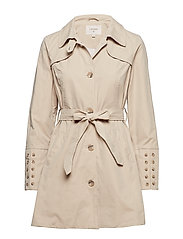 Annabell trenchcoat - SOFT BEIGE