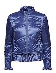 Crystal spring jacket - COASTAL BLUE