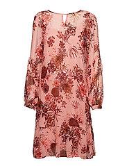 Ladasha Dress - BRIDAL ROSE