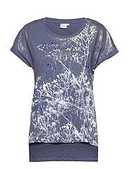 Lavenie Tshirt - NIGHTSHADOW BLUE