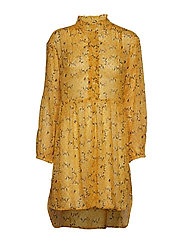 Dimitra Tunic - CORNSILK YELLOW