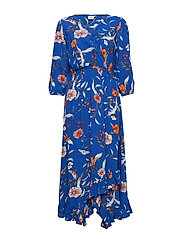 Ally Dress - LIMOGES BLUE