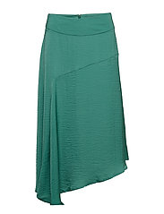 Carlie Skirt - BOTTLE GREEN