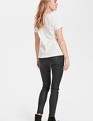 Cream - Naia T-shirt - t-shirts - chalk - 3