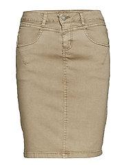 Amalie skirt - knee lgd. - TRUFFET