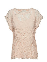 Vivi Lace Blouse - SUNSHINE ROSE