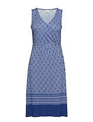 950a942108 Georgia Dress - DEEP ULTRAMARINE