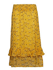 Dimitra Skirt - CORNSILK YELLOW