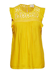 Chalize Blouse - SUNNY YELLOW