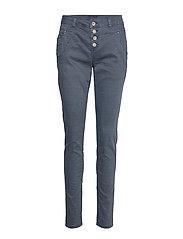 Vivi Pants Baiily fit - WARM BLUE