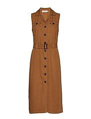 Gaya Dress - BRONZED