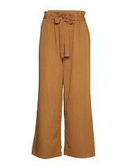 Gaya Culotte Pants - BRONZED