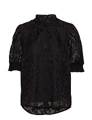 Godwina Shirt - BLACK DEEP