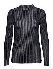Samantha Turtle Neck - CAPTAIN NAVY