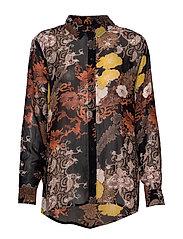 MargauxCR Shirt FSC - PITCH BLACK