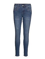 HostaCR Jeans - Baiily Fit - CLEAR BLUE DENIM