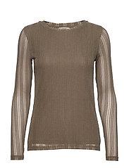 ZoeCR Long Sleeve T-shirt - SEA GREEN