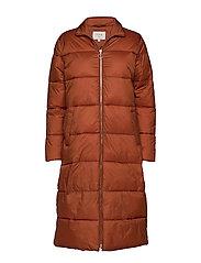 Gaiagro Long Jacket - GINGER BREAD