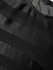 Cream - MillieCR Blouse - blouses à manches longues - pitch black - 2