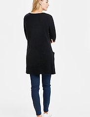 Cream - KaitlynCR New Cardigan - swetry rozpinane - pitch black - 4