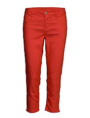 VavaCR 3/4 Pant coco fit - AURORA RED