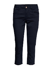 VavaCR 3/4 Pant coco fit - ROYAL NAVY BLUE