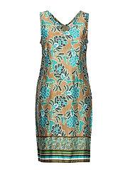 BahiaCR Dress - GREEN MOSS