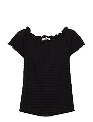 ToriCR T-shirt - PITCH BLACK