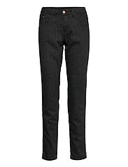 LotteCR Printed Twill Pants - Coco - GREY TONED TIGER