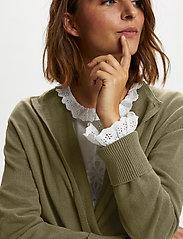 Cream - CRSillar Knit Cardigan - swetry rozpinane - mermaid - 5