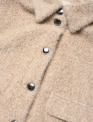 Cream - CRCarla Short Jacket - faux fur - sesame melange - 6