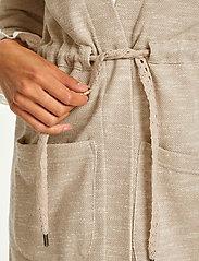 Cream - CRNisah Sweat Cardigan - swetry rozpinane - silver mink melange - 5