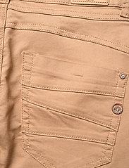 Cream - CRVava Pant 3/4 - Coco Fit - straight regular - tannin - 4