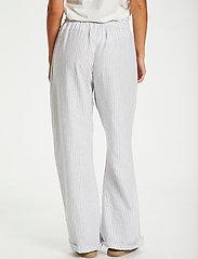 Cream - CRVenta Pant - bukser med brede ben - blue stripe - 4