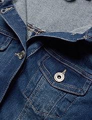 Cream - Lisa Denim Jacket - farkkutakit - rich blue denim - 2