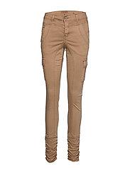 LinaCR Pants - BROWN SUGAR
