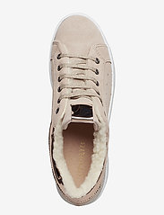 Cream - Lise sneakers - flat ankle boots - rose smoke - 3