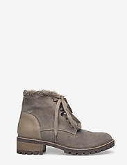 Cream - Maude boot - flat ankle boots - iron - 1