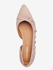 Cream - Kylie ballarina - ballerinas - contour blush - 3