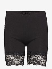 Matilda Biker Shorts - PITCH BLACK
