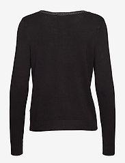 Cream - Tammy Cardigan - swetry rozpinane - pitch black - 1