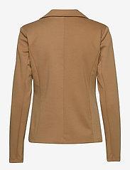 Cream - Anett Blazer - matchande set - luxury camel - 1