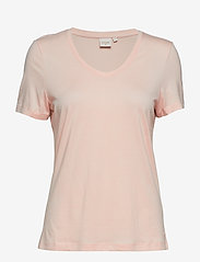 Cream - Naia T-shirt BCI - t-shirts - sunshine rose - 0
