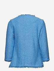 Cream - Neru cardigan - blazers - provence blue - 1